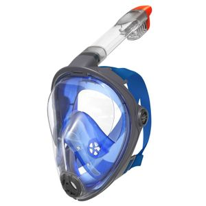 Best Sporting Tauchmaske - Schnorchelmaske mit Panoramascheibe, Größe:S/M