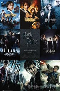Harry Potter Poster Collector's Edition 2001-2011 + Ü-Poster