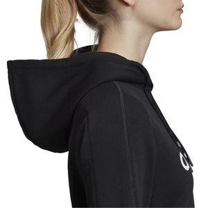 adidas Kapuzenpullover Damen Brilliant Basic Hoodie, Farbe:Grau, Damen Größen:M