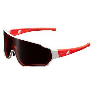 ROCKBROS Fahrradbrille Polarisiert Sonnenbrille Radbrille UV400 Vollformatbrille