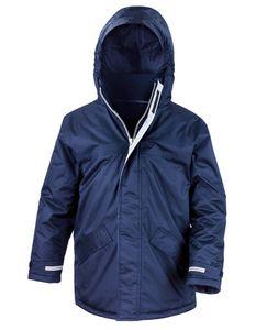 Result Core Uni Winter-Jacke Youth Winter Parka R207J/Y Blau Navy XXL (13-14)
