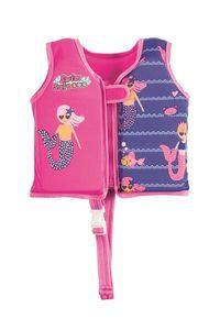 Bestway Schwimmjacke Kinder Schwimmweste Schwimmhilfe 3-6 Jahre 18-30kg Pink
