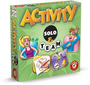 Piatnik 6617 - Activity Solo & Team Gesellschaftsspiel Spiel Brettspiel