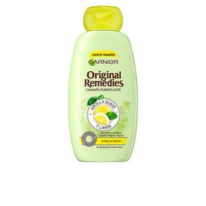 Garnier Original Remedies Purifying Shampoo 300ml