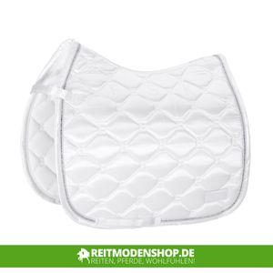 ESKADRON Schabracke SATIN EMBLEM Classic Sports 21 white DL
