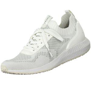 TAMARIS Fashletics Damen Sneaker Weiß, Schuhgröße:EUR 39