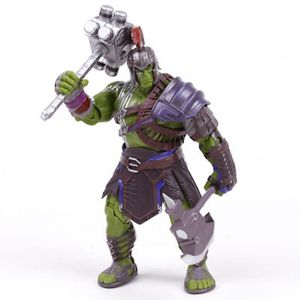Thor Hulk Rüstung Gelenke Beweglichen figur Modell Puppe Ornamente