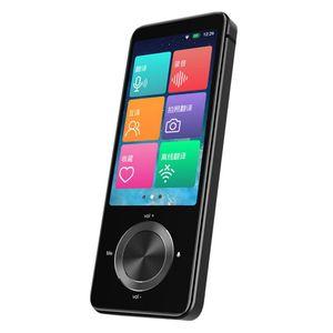Smart Instant Translator M9 Voice 107 Sprachen Offline-Übersetzung Schwarz tragbar Übersetzer 15,5 × 8,6 × 4,5 cm
