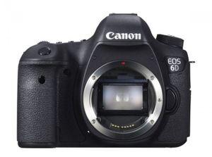 Canon EOS 6D Body Spiegelreflexkamera