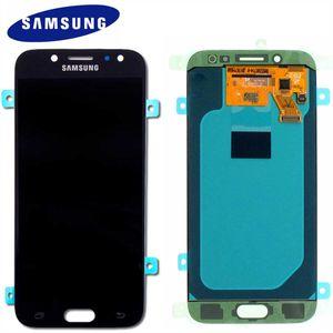 Original Samsung Galaxy J5 2017 SM-J530F/DS LCD Display Touch Screen Digitizer Bildschirm Schwarz (Service Pack) GH97-20738A