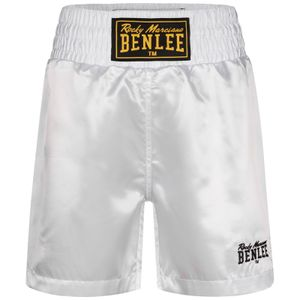 Benlee Uni Boxing Boxerhose White - Größe: M