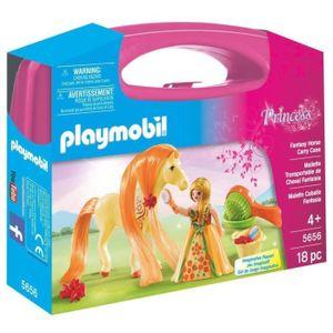 Playmobil Princess Fantasy Horse Carry Case, Mädchen, 4 Jahr(e), Mehrfarben, Kunststoff