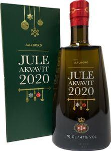 Aalborg Jule Akvavit 2020 47% 0,7L