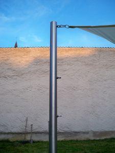Sonnensegelmast Edelstahl 4225/2-3