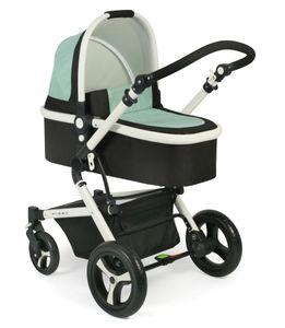 Chic 4 Baby Kinderwagen Kombi Passo mint