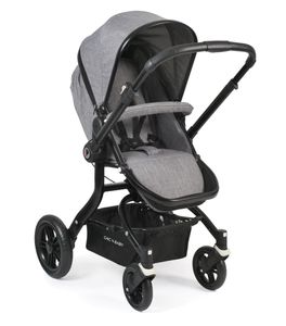 Chic 4 Baby Kombi Tano Kinderwagen Jeans Grey