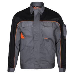 Arbeitskleidung ART.MaSter PROFESSIONAL grau Jacke 56