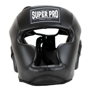 Super Pro Kampfsport Sparring Kopfschutz Gr. M, SPHG100-90100-M