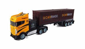 Sattelzug mit zwei Containern, 2WD 1:16 2,4GHz RTR 450mm