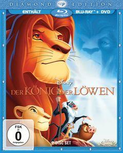 Disney's - Der König der Löwen (+ DVD)