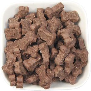 """Hypoallergene Softies """"Pferd und Kartoffel"""" Getreide Für empfindliche und wählerische Hunde geeignetfreie Mini-Soft-Knöchelchen mit echtem Pferd und viel Kartoffe"""
