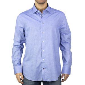 Tommy Hilfiger Hemd Herren Blau 43