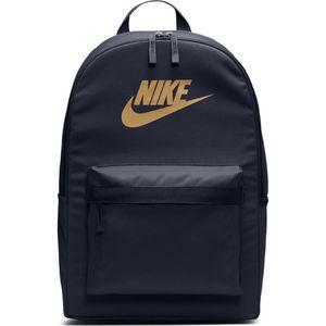 Nike Nk Heritage Bkpk - 2.0 Obsidian/Obsidian/Metallic -