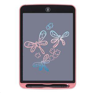 LCD-Schreibtafel Zeichenbrett Energiesparende Farbe 10-Zoll-Kinder malen Zeichnen Kalligraphie Kritzeleien