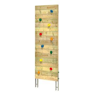 Klettergerüst WICKEY Smart Wall – Kletterwand aus Holz