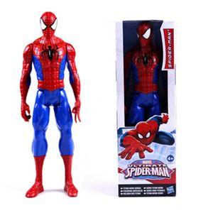 29cm Marvel The Avengers Superheld ActionFigur Figuren Spielzeug Red Spider-Man