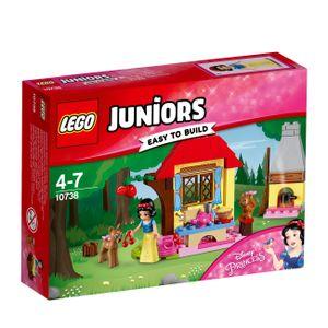 LEGO® Juniors Schneewittchens Waldhütte 10738