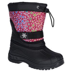 Cotswold Kinder Icicle Schneestiefel / Winterstiefel FS5898 (35 EU) (Pink)