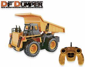 df models DF-Dumper - Muldenkipper No. 1590, Modell-LKW ferngesteuert