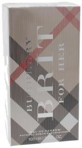 Burberry Brit for her Eau de Parfum 100ml Spray