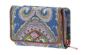 Oilily City Rose Paisley Wallet S Riviera