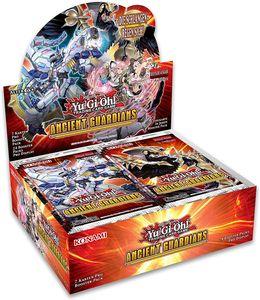 Yu-Gi-Oh! Ancient Guardians Booster Pack deutsch 1. Auflage (24er Display)