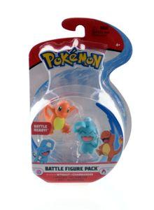 Pokémon Battle Figuren Wave 9 (5 bis 8 cm), Charakter:Isso + Glumanda