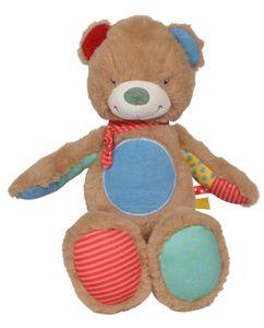 Nicotoy Long Legs patchwork - Affe, Hase  - Plüsch Affe, Hase, Bär kuschelweich Bär