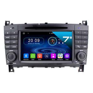 "7"" Touchscreen Android Autoradio GPS Navi CarPlay für Mercedes Benz W463 W203"