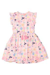 Staccato Kleid Mit Allover-blumen-print Kleid Mit Allover-blumen-print