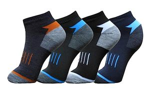6 Paar Socken Sport - Sneaker - Socken Kurzsocken Gr. 39-42