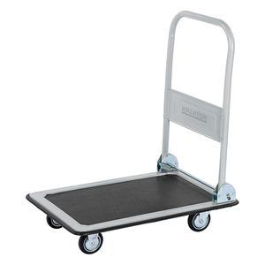 Plattformwagen bis 150 kg Transportwagen klappbar