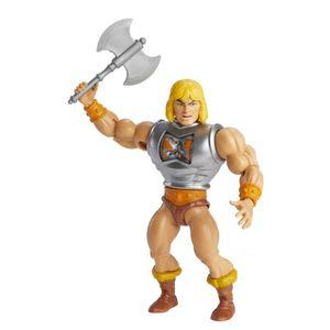 Masters of the Universe Origins Deluxe Actionfigur (14 cm) He-Man