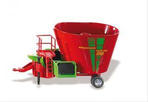 Siku Futtermischwagen Landwirtschaft rot ; 2450