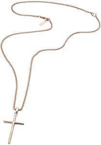 Police PJ26390PSR.02 Herren-Halskette mit Kreuz Wrangell