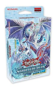 Yu-Gi-Oh! Freezing Chains TRADING CARD GAME Structure Deck