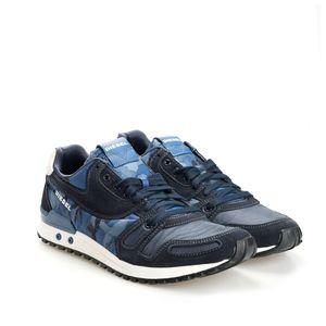 """Diesel Sneaker """"High Speed Absolute"""" -  Y01947 PR195   High Speed Absolute Shoes - Blau, Blau -  Größe: 42(EU)"""