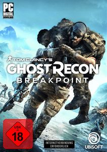 Tom Clancy's Ghost Recon - Breakpoint (CIAB) - CD-ROM DVDBox