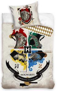 Carbotex bettdeckenbezug Harry Potter Häuser 140 x 200 / 90 cm