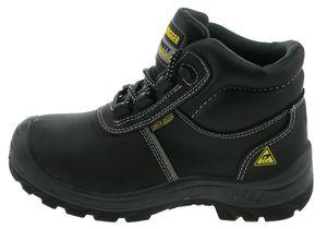 Safety Jogger Eos Sneaker schwarz, Groesse:36.0
